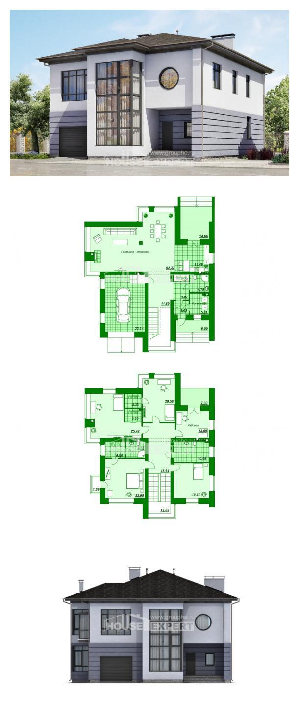 Проект дома 300-006-Л | House Expert